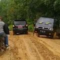 Warga Desa Suo-Suo Keluhkan Jalan Rusak, Diduga Akibat Mobil Angkutan Batubara