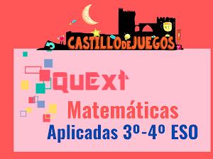 QuExt de Matemáticas Aplicadas 3º- 4º ESO: zona de descarga