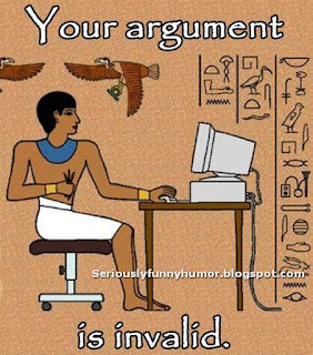 Your argument is invalid lol