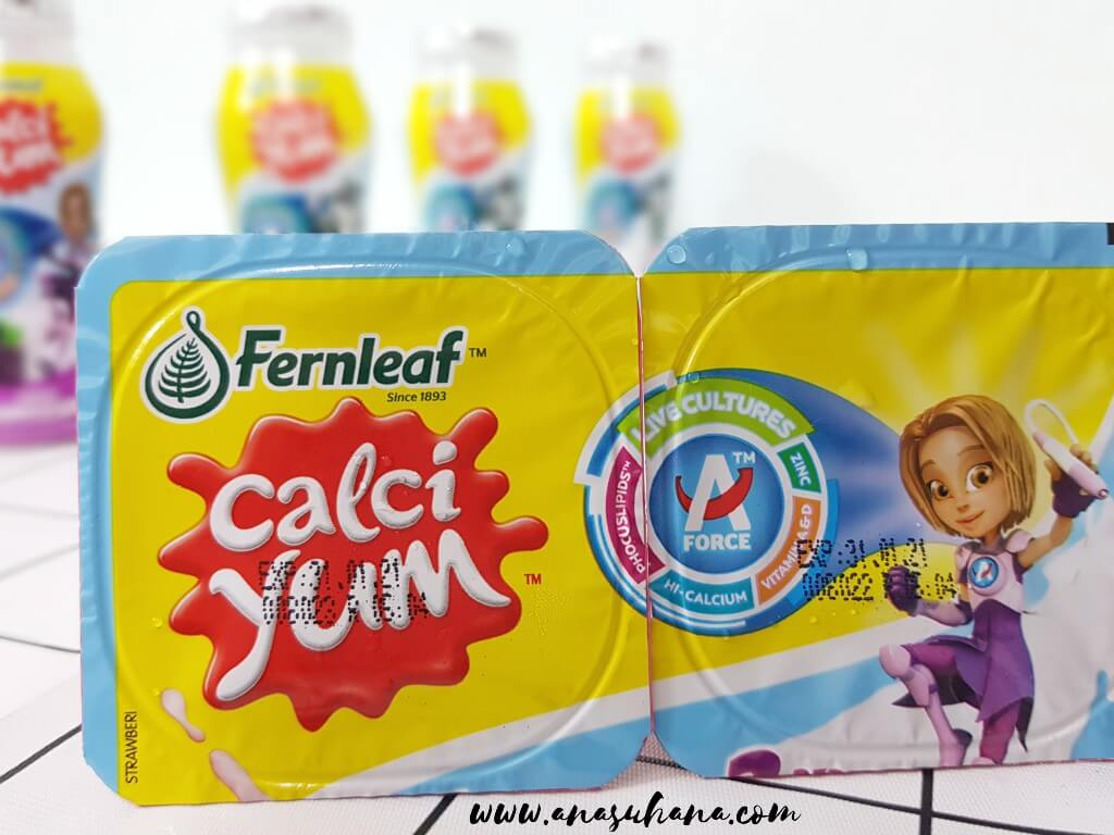 Fernleaf CalciYum