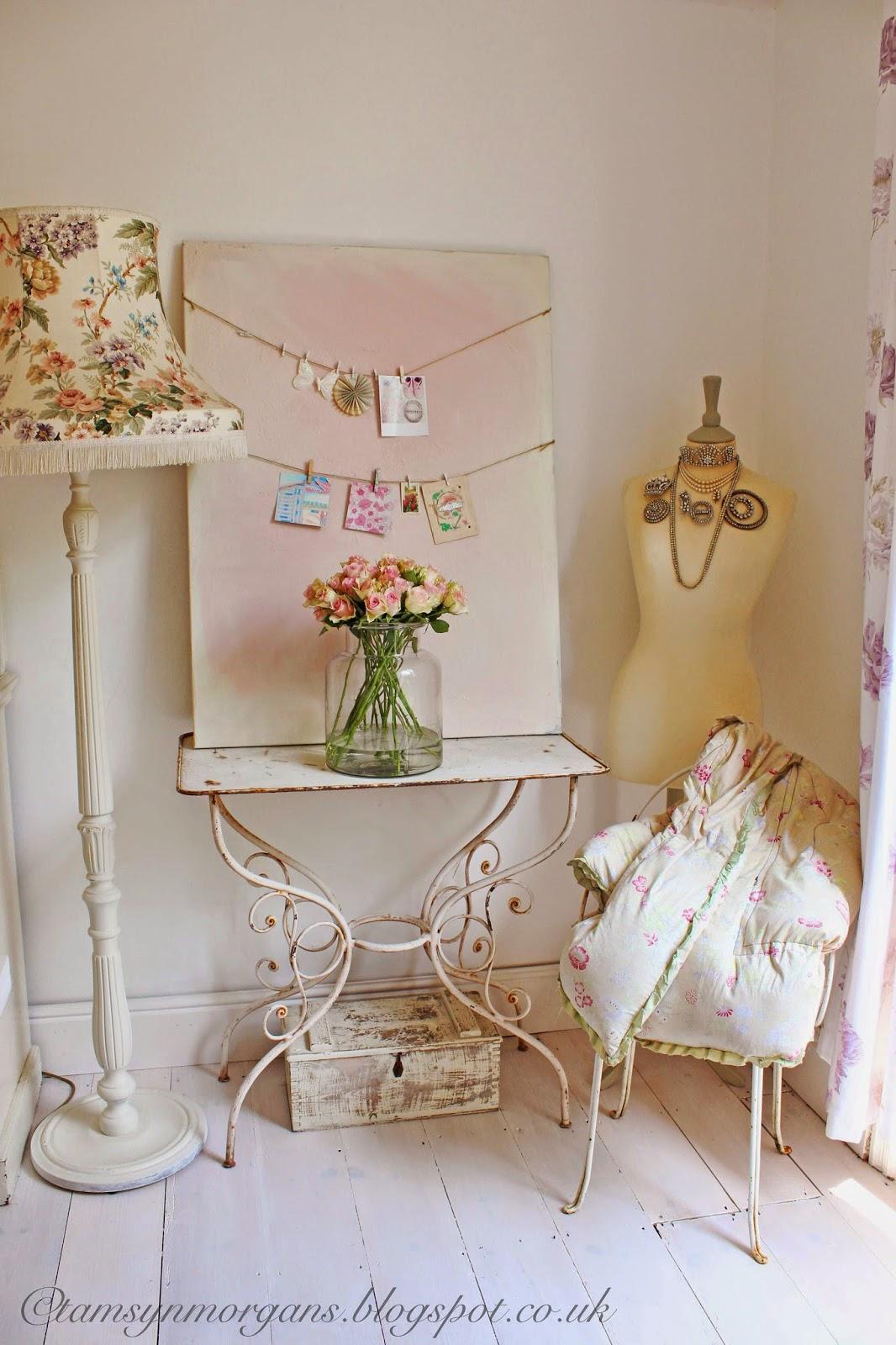A Corner Of My Craft Room