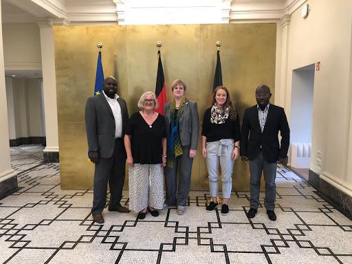 Burundi-Treffen im Staatsministerium