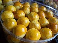 Resep Kue Nastar Nanas Lembut