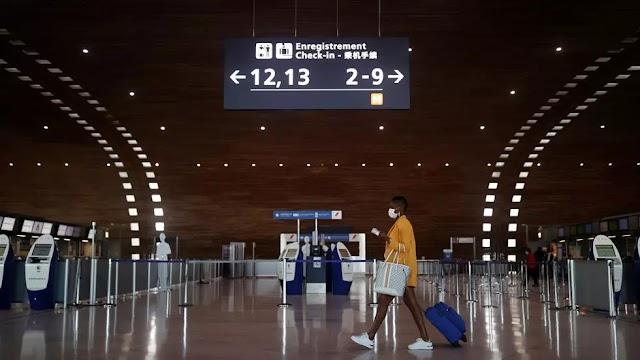 France suspends all Brazil flights over Coronavirus variant fears