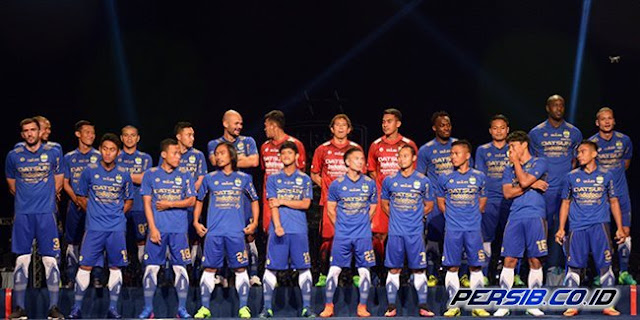 Daftar 25 Nama Pemain Persib Bandung 2017
