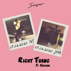 Shizaree - Right Thang (feat. Busiswa)