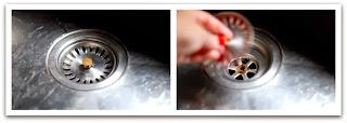 Elimina el mal olor de la cocina o del baño
