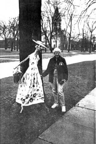 Ursula K. Le Guin en 1992