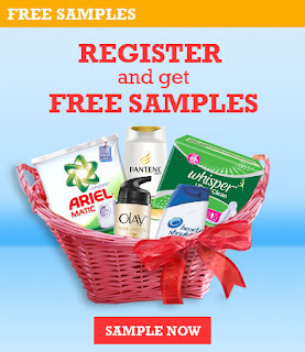 rewardme free sample of Pantene Shampoo, Olay, Ariel, Pamper, Whisper and Head & Shoulder