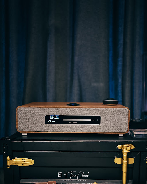 Ruark Audio R5  All-in-one Music System