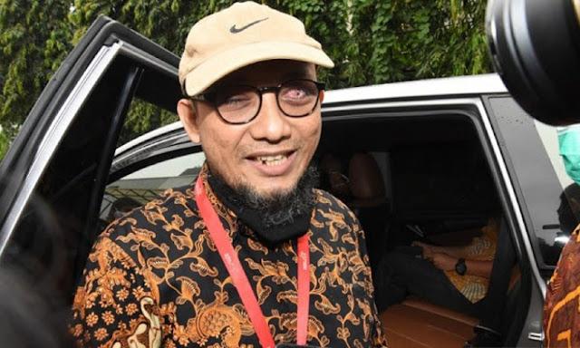 Pantas Novel Tak Lulus, Aktivis Antikorupsi Bongkar Aroma Busuk di Tes Kebangsaan KPK
