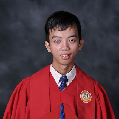 VIRAL ► This Inspiring Blind Student is Graduating Cum Laude and Dreams of Helping Other Special Needs Students!