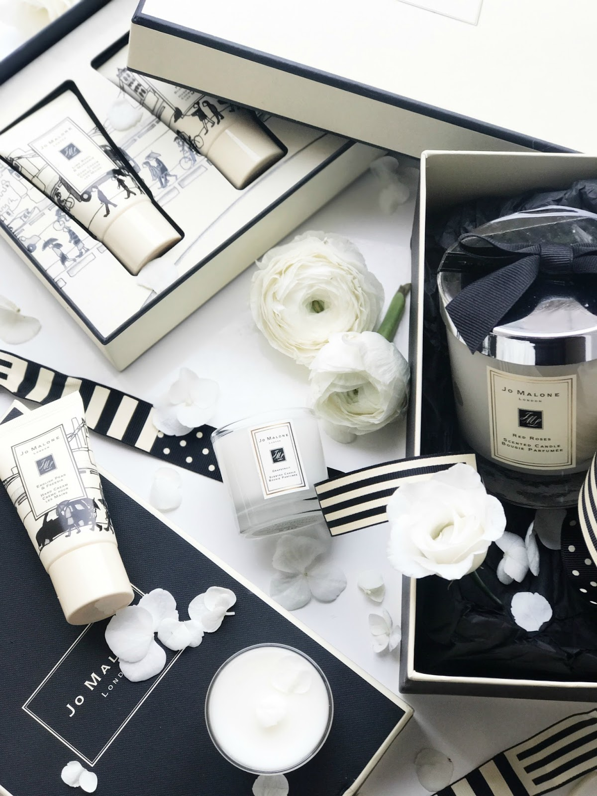 Limited Edition Jo Malone Hand Cream Collection London 2018