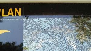Mobil Ambulans PKS Ditembak