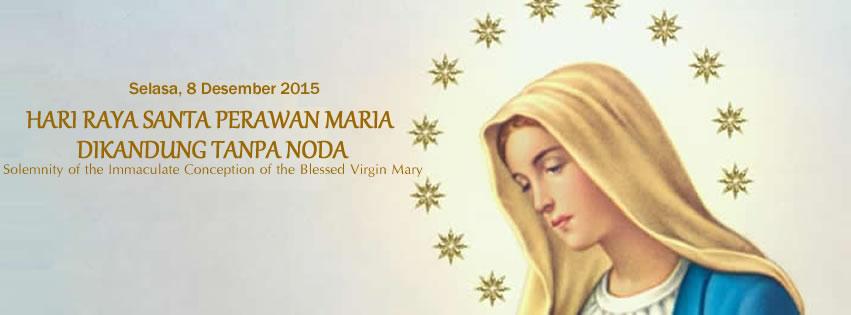 Lingkungan Paulus Perak Paroki St Petrus Kanisius Wonosari Hari Raya Sp Maria Dikandung Tanpa Dosa 08 Desember