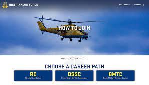 Nigerian Air Force DSSC Recruitment 2021