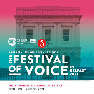 Northern Ireland Opera's The Festival of Voice returns to Belfast this weekend (27 to 29 August 2021)