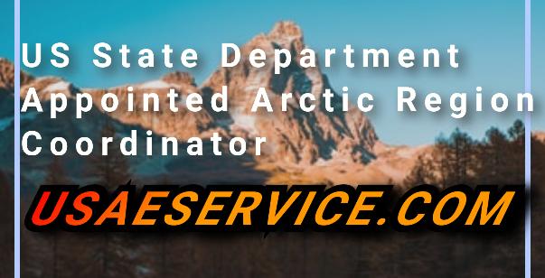 US State Department Arctic Region