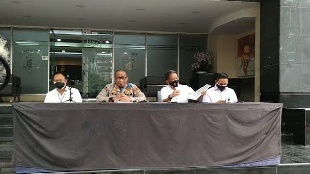 BREAKING NEWS! Kebakaran Tewaskan Puluhan Napi, 3 Petugas Lapas Tangerang jadi Tersangka