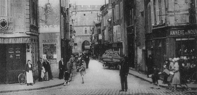 Verdun sur Meuse, rue Chaussée