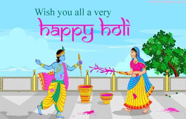 Happy holi wishes and quotes