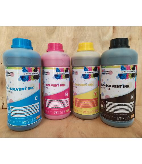 Tinta XP600 Ecosolvent