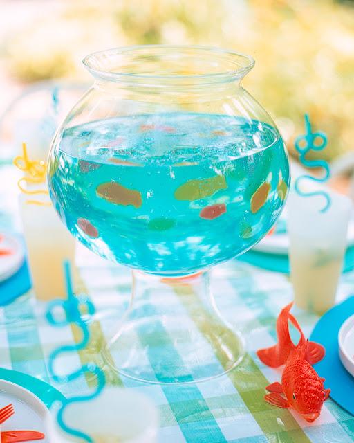 ζαχαροπλαστική, συνταγές, παιδί, πάρτι, γλυκό, ζελέ, ψάρια, παιδικό