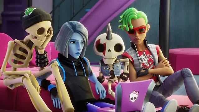 Kumpulan Foto Monster High- Welcome to Monster High (2016)