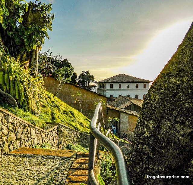 Museu de Arte Moderna da Bahia, Parque das Esculturas, Solar do Unhão, Salvador