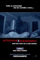 Actividad Paranormal 4 / Paranormal Activity 4