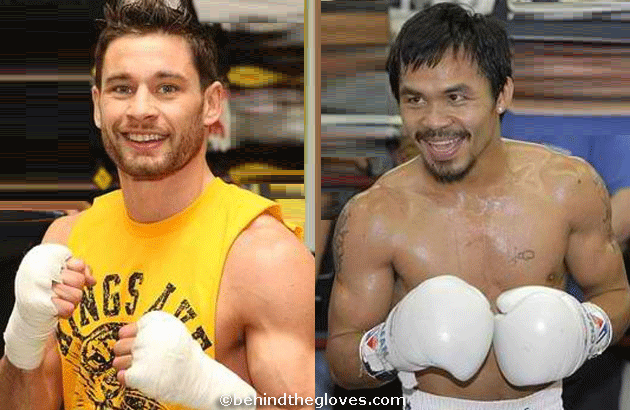 Manny Pacquiao to Fight Chris Alegri on November 22, 2014