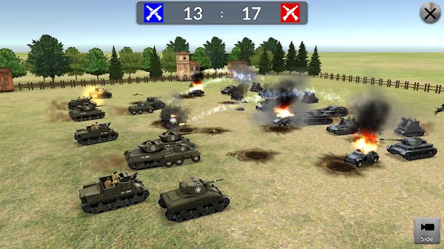 WW2 Battle Simulator Hileli APK - Elmas Hileli APK