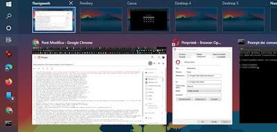 Desktop virtuale windows 10