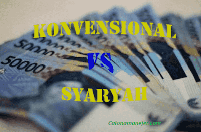Perbedaan Pandangan  Ekonomi Syariah dan Ekonomi Konvensional