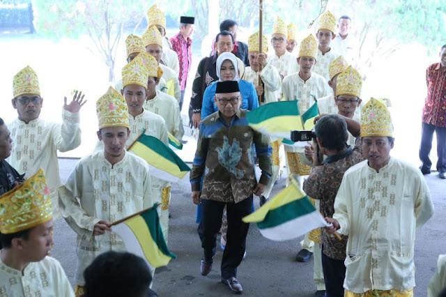 Sekretaris Daerah Prov Kalsel Drs H Abdul Haris MSi Mewakili Gubernur Kalsel pada Silaturrahmi dan Halalbihalal KBB Jabodetabek