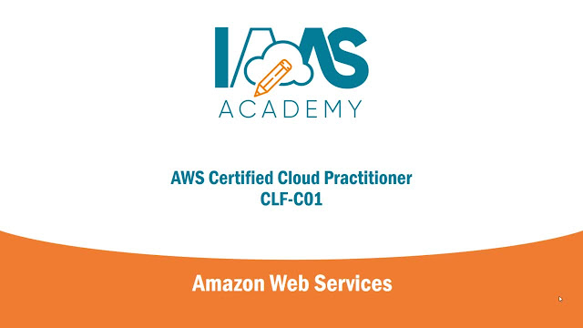 AWS Certified Cloud Practitioner 2019 (CLF-C01)