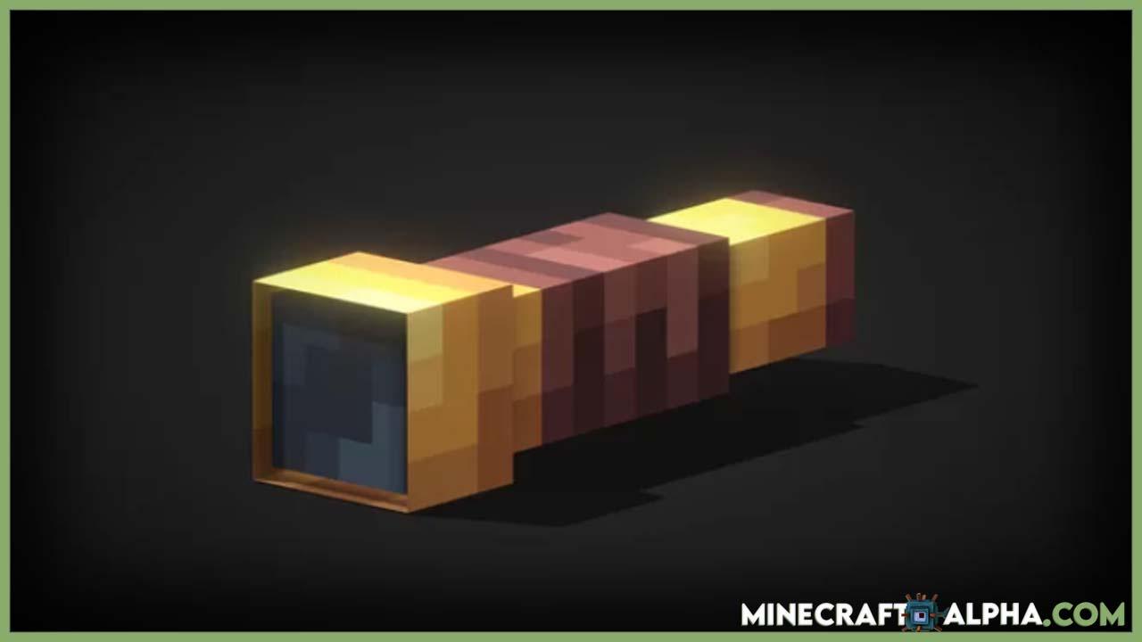 Minecraft Binoculars Making (Binoculars Crafting Recipes)