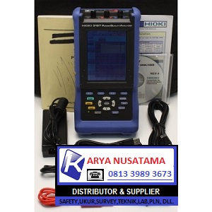 Jual Portable Power  Analyzer Hioki 3197 di Kalimantan