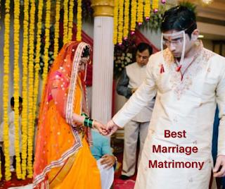 Best Marriage Matrimony