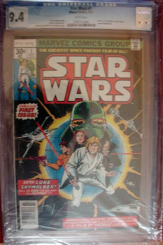 http://www.totalcomicmayhem.com/2013/12/Star-Wars-1-Near-Mint.html