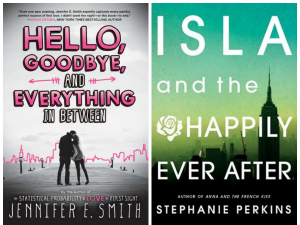 Speedy Reviews: Hello, Goodbye and Everything in Between + Isla and the Happily Ever After