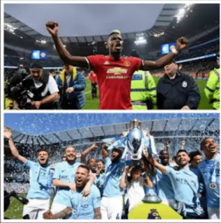Man Utd earn more money in the EPL than Champions, Man City