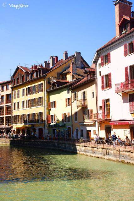 Uno dei canali di Annecy