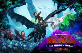 Best 4 Websites to Watch How to Train your Dragon 3 Full Movie Online Free (Animation movie in English subtitles)