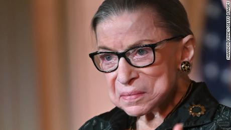 "US Local : Justice Ruth Bader Ginsburg as a ""legend and inspiration,"" and a ""beacon for justice."""