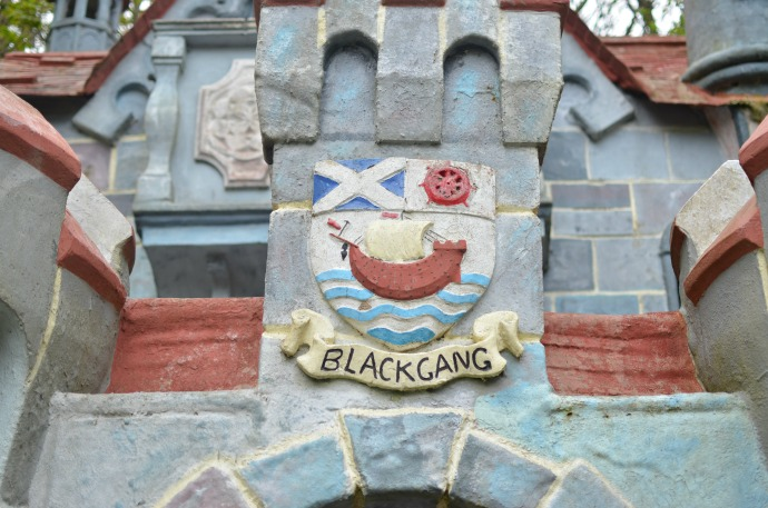Blackgang Chine, isle of wight
