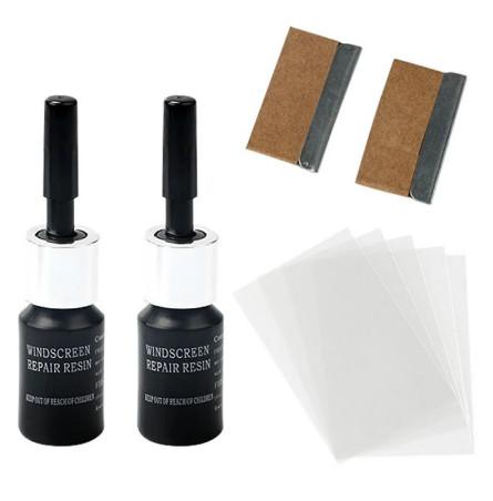 Glass Scratch Repair Liquid Sealants Curing Glue Windshield Scratch