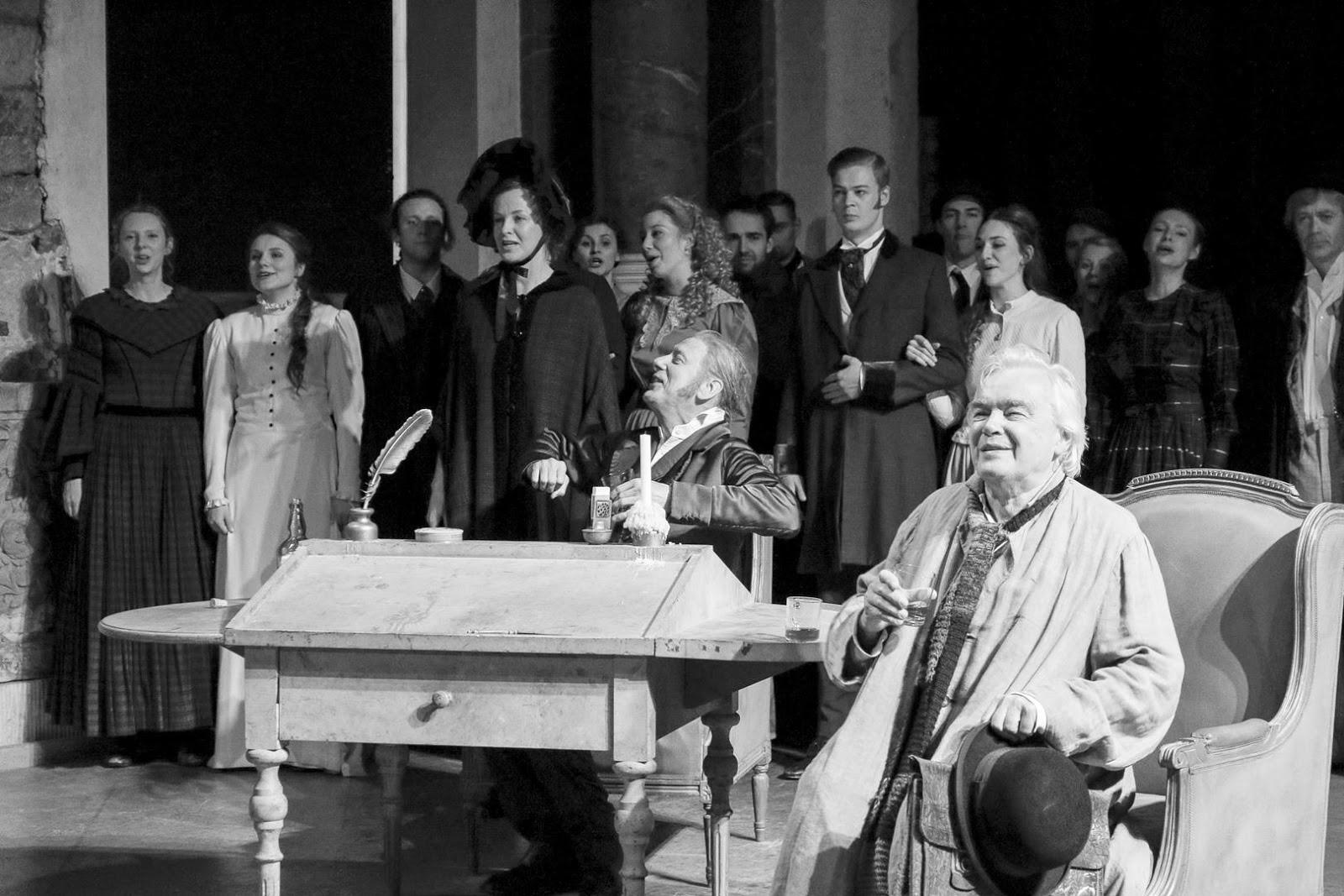 A Christmas Carol - Staatsschauspiel Dresden   FilmTheaterLeseSaal