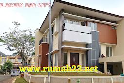 Rumah Mewah The Green BSD City Modern Split Level