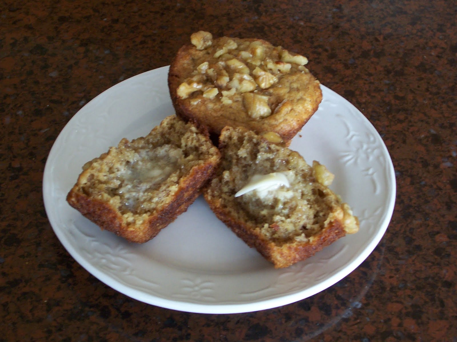 Delicious Low Carb Recipes Low Carb Banana Muffins